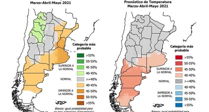 Empieza el otoño meteorológico: qué se pronostica para marzo, abril y mayo