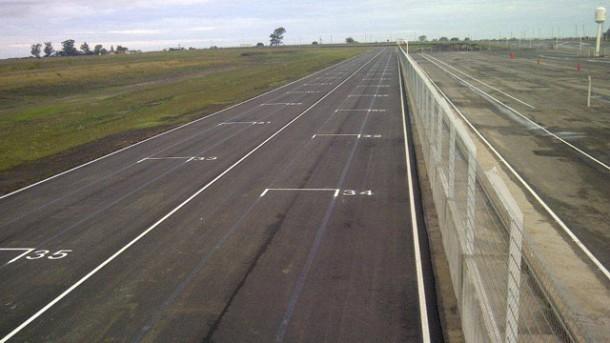 El autódromo de Concepción del Uruguay está listo para recibir al TC