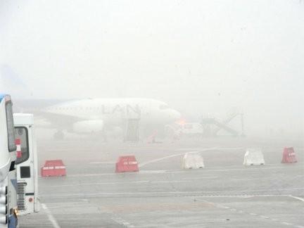 Lanzaron un alerta por niebla en Entre Ríos y otras provincias