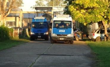 La Unidad Penal de Federal aloja a un  interno con causas en Santa fe y los policías investigados por  saqueos en Concordia