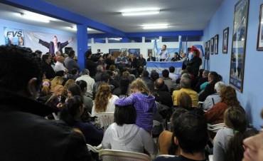"""""""Soy la continuidad explicita de Néstor y Cristina Kirchner"""""""