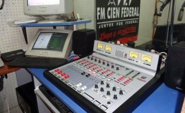 FmCienFederal se renueva para seguir siendo la Nº 1 de la región