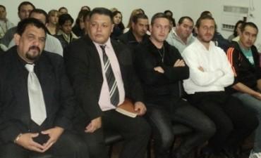 Piden que se extienda la prisión preventiva para 18 policías detenidos por el acuartelamiento de Concordia