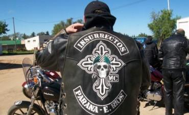 El regreso de los motoqueros que estuvieron en Federal