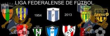 Nueva comsión Drectiva de la Liga de Futbol de Federal