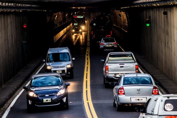 Más de 80 mil vehículos ingresaron a la provincia para semana santa