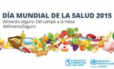 Día Mundial de la Salud 2015 en pro de la seguridad alimentaria