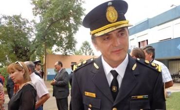 Pablo Francisco Rojas asumió como nuevo Jefe Departamental de Policía de Federal