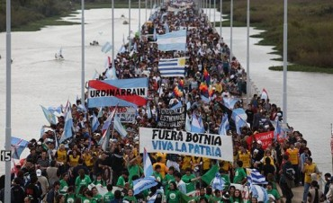 Fue declarada de interés provincial la marcha de la Asamblea Ambiental de Gualeguaychú