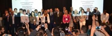 Felipe Torres en la III Cumbre contra la Crisis Climática