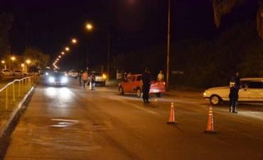 Operativos conjunto entre tránsito municipal y Policía de Entre Ríos
