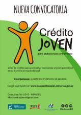 Créditos para jóvenes profesionales de Entre Ríos