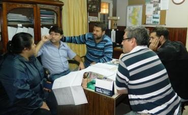 Implementan un Plan de Emergencia Municipal por las intensas lluvias