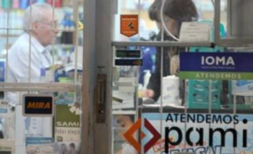 No descartan el corte de servicios a PAMI en farmacias de Entre Ríos la próxima semana