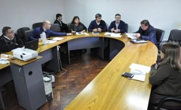 Senadores analizaron en comisión el proyecto que crea un régimen penal para aplicar a los menores