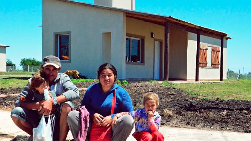 Se construyen más de 3.000 nuevas viviendas rurales en la provincia