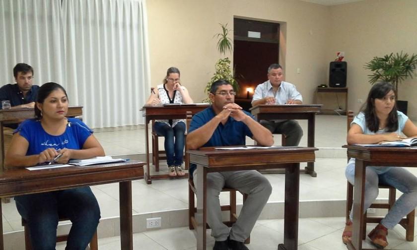 Sesión del Concejo Deliberante : 9 puntos de tratamiento
