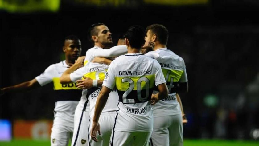 Boca recuperó la punta en soledad con una goleada ante Arsenal