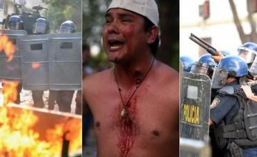 Tensión en Paraguay: senadores aprueban reelección presidencial y se desatan violentas protestas