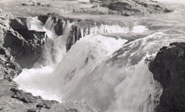43 años atrás, el Salto Grande natural se convertía en recuerdo