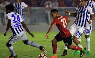 Antes de visitar a Patronato, Independiente sólo igualó en su debut en la Sudamericana