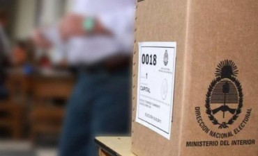 Oficializan llamado a legislativas: las PASO serán el 13 de agosto y las generales el 22 de octubre