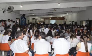 ACTIVIDADES EN ADHESIÓN AL DÍA DEL VETERANO Y DE LOS CAÍDOS EN LA GUERRA DE MALVINAS