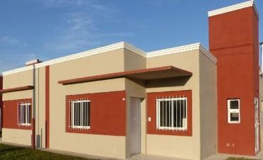 Este año, prevén entregar 1.900 viviendas en Entre Ríos . 100 en Federal