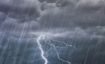 Alertan por abundantes lluvias que podrían superar los 100 milímetros