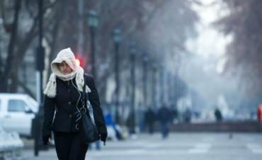 Llegará el frío, con mínimas de hasta 4 grados en Entre Ríos