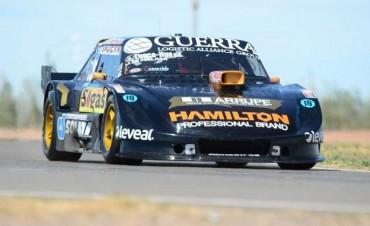 Josito Di Palma ratificó su gran momento con otra pole en el TC