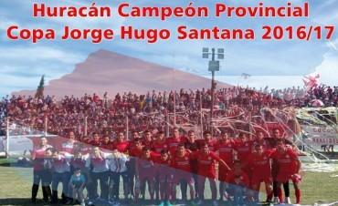 Torneo Provincial, el fútbol de Entre Ríos tiene dueño y se llama Huracán de Victoria