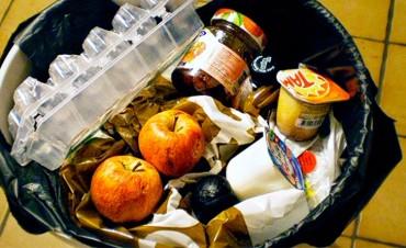 En Argentina se desechan 16 millones de toneladas de alimentos por año