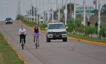 Más del 80% de los ciclistas no cumple con la ley de tránsito
