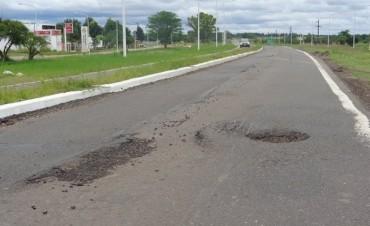 Concejales piden ampliación de obras Ruta Nacional N 127