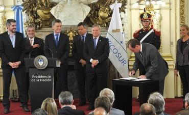 Bordet destacó los alcances del Acuerdo Federal de Energía