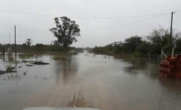 Concejales de la U.C.R visitaron a diferentes familias afectadas por las lluvias