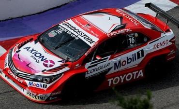 Ponce de León se quedó con la primera carrera del STC 2000 en San Luis