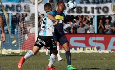 Boca empató con Atlético Rafaela y no pudo mantener la diferencia en la punta