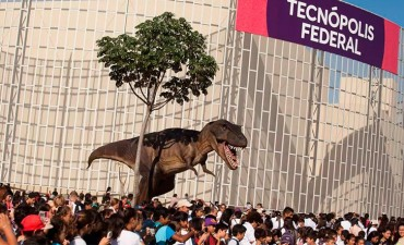 Tecnópolis Federal se instalará durante junio y estará tres semanas en Paraná