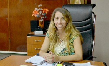 Este jueves visita Federal la Ministra de Desarrollo Social de la Provincia