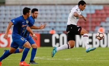 Lanús igualó en Venezuela y sigue arriba en el Grupo 7 de la Libertadores