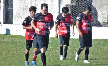 Federal : Jornada del sábado del fútbol local