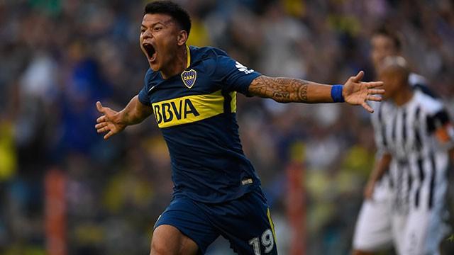 Boca logró un agónico triunfo ante Talleres y quedó a un paso del título