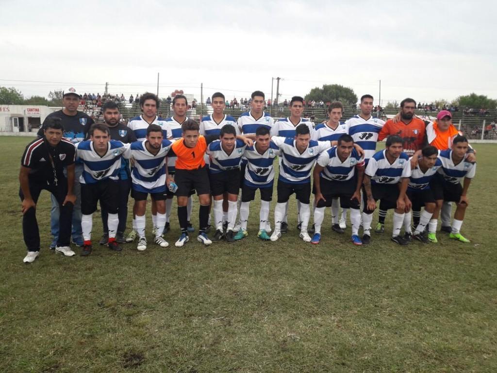 Sobre el final  empate de Vizcaya ante Malvinas