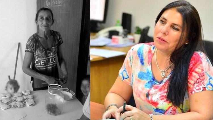 Una diputada amenazó a la mujer que denunció falta de alimentos en un comedor de Chajarí