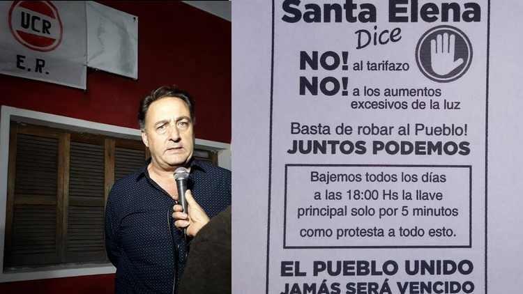 """Tarifazo: """"Lacoste usa políticamente el drama de la gente que no puede pagar la luz"""""""