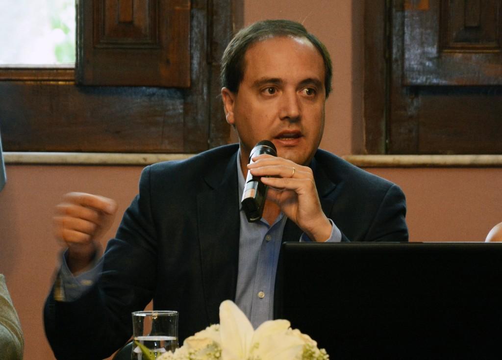 """La Madrid: """"La PPP permite administrar los recursos estatales de un modo eficiente, seguro y transparente"""""""