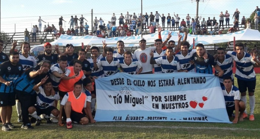 Malvinas se suma a la Copa Entre Ríos