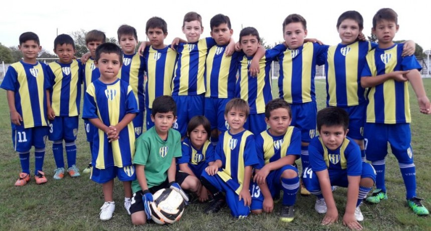 Jornadas del Fútbol  Infanto Juvenil